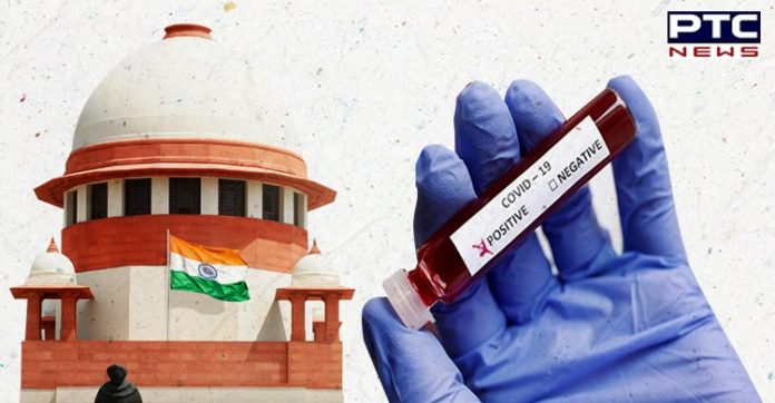 Supreme Court staff test positive for COVID-19; work won't be affected