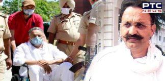 Punjab Police hands over Mukhtar Ansari to Uttar Pradesh police; will be lodged in Banda jail