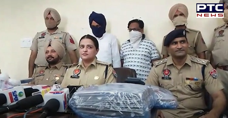 In major crackdown on fake paramedic certificate scam, police arrested 2 suspects involved in providing fake certificates from Mohali Phase 5.