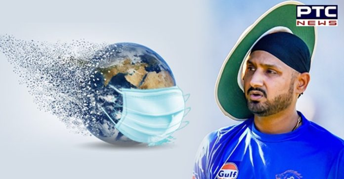 No one is to guide: Harbhajan Singh on second wave of coronavirus in India