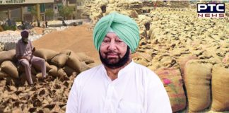 Ensure timely payment to farmers through DBT: Captain Amarinder Singh