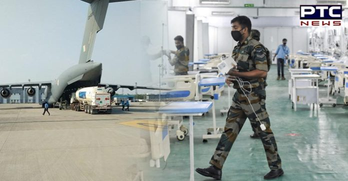 India's armed Forces get emergency financial powers to tackle coronavirus crisis