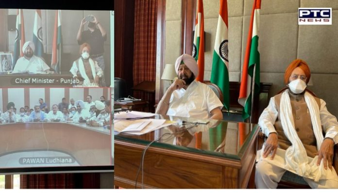 Wheat procurement Kicks of in Punjab after Capt Amarinder govt amends software to Ensure Continued Arhtiya involvement