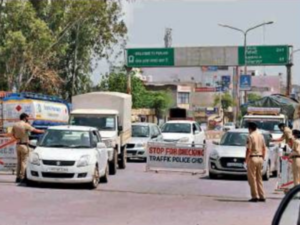 Complete lockdown in chandigarh and mohali today ,details here