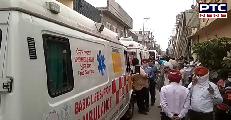 Ludhiana Factory Building Collapse: At least 30 labourers were feared trapped after a building collapsed in the Mukand Singh Nagar area.