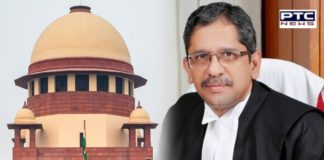 Justice NV Ramana to be new Chief Justice of India, to take oath on April 24