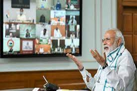 PM Narendra Modi to interact with CMs on current Covid-19 situation today
