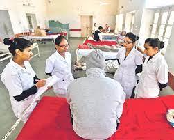 CABINET GIVES NOD TO FILL 473 POSTS OF STAFF NURSES IN RAJINDRA HOSPITAL, PATIALA AND GURU NANAK DEV HOSPITAL, AMRITSAR