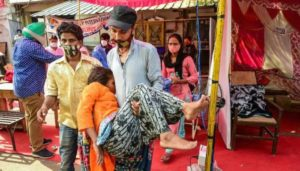 lucknow amrai village grappling in covid fear homeopathic doctor dies along with three family members
