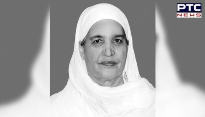 SGPC Offices To Be Run With 50 Percent Staff Attendance : Bibi Jagir Kaur