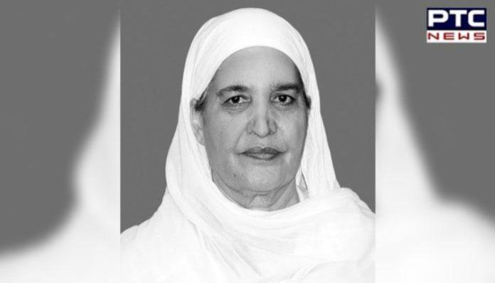 SGPC President Bibi Jagir Kaur Congratulations to Mamata Banerjee