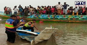 Boat accident in Bangladesh leaves at least 25 people dead