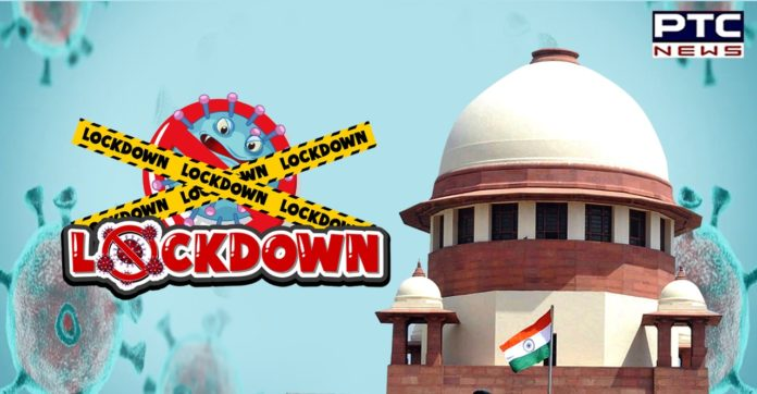 Consider imposing lockdown to second wave of COVID-19: SC to govt