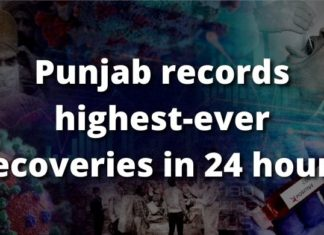 Coronavirus: Punjab records biggest-ever single-day recoveries in the state