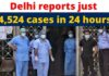 Delhi witnesses major decline in new coronavirus cases in 24 hours