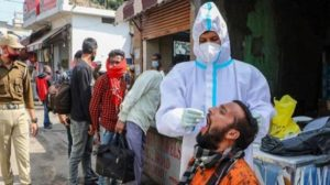 India reports 2,22,315 new COVID-19 cases, 4,454 deaths in last 24 hours