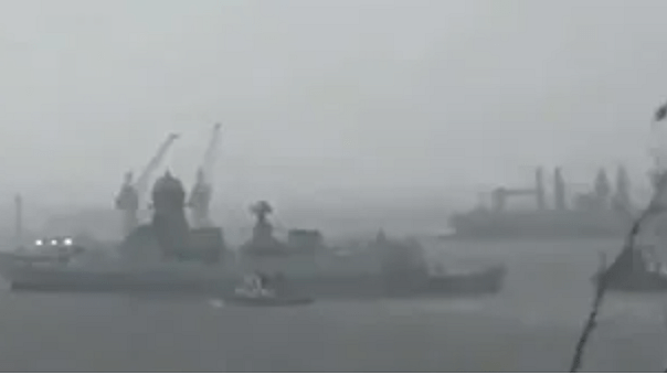 14 bodies brought back to Mumbai two days after barge P-305 sank due to Cylone Tauktae