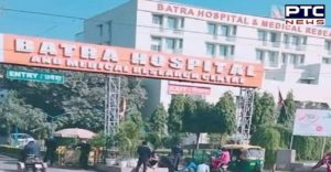 Delhi's Batra hospital says 8 in ICU, including doctor, dead during oxygen shortage