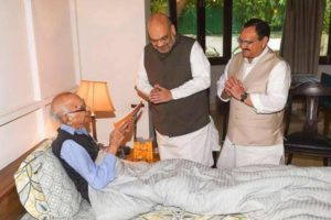 Former J-K Governor Jagmohan passes away, PM Modi expresses grief