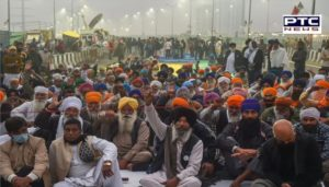 Kisan Andolan News : Farmers to mark 6 months of stir with 'Black Day' today
