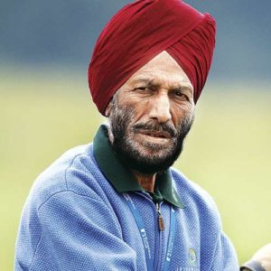 Flying Sikh Milkha Singh Tests Positive for COVID-19 , in home isolation