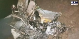 Punjab: IAF MiG-21 fighter aircraft crashes in Moga, pilot martyred