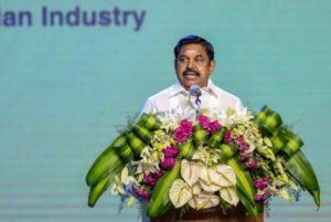 Tamil Nadu CM Edappadi K Palaniswami resignation to Governor Banwarilal Purohit
