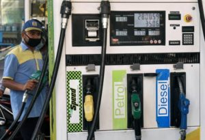 Petrol and diesel prices hiked for fourth straight day, touch new record highs
