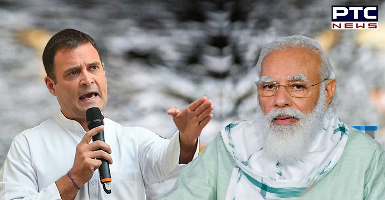 PM Modi missing along with vaccines , oxygen and Medicines , tweets Rahul Gandhi