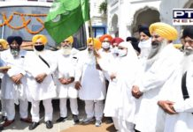 SGPC launches mobile bus service for blood donation, Bibi Jagir Kaur gives green signal the bus