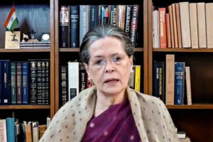 Sonia Gandhi to hold virtual meeting with Congress Lok Sabha MPs on Friday