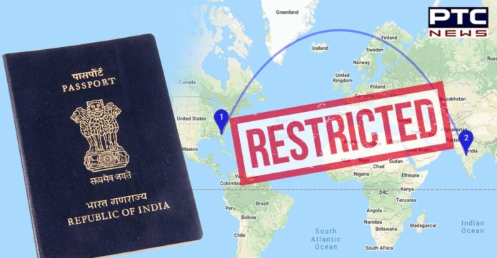 Travel from India to the US will be restricted from May 4: White House