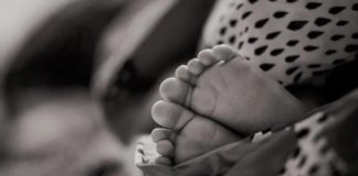 two month old baby killed