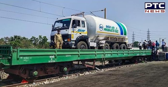 Punjab seeks more oxygen tankers from Centre to meet growing demand