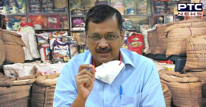 Delhi Lockdown: Free ration for all card holders for next two months, says Arvind Kejriwal