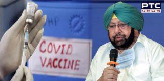 Amid COVID-19 vaccine shortage, Punjab CM asks health dept to explore all options