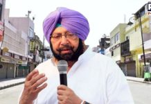 Punjab CM again rules out complete lockdown, announces phased opening of shops