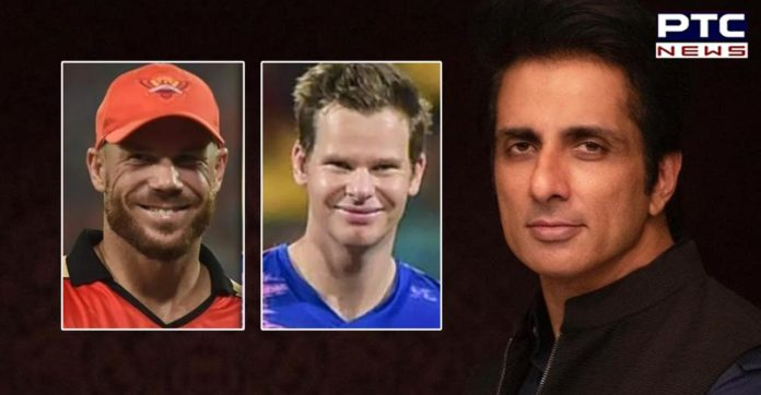 Fan asks Sonu Sood to send Australian cricketers back home, actor responds