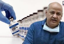 Manish Sisodia attacks Centre over the export of COVID-19 vaccines