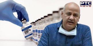 Manish Sisodia attacks Centre over the export of COVID-19 vaccines