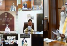 PM Narendra Modi chairs high-level meeting on COVID-19 situation and vaccinationCOVID-19: PM Narendra Modi chaired a high-level meeting to discuss the COVID-19 vaccination and coronavirus-related situation in the country.