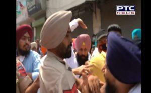 simarjit bains ghosh clash