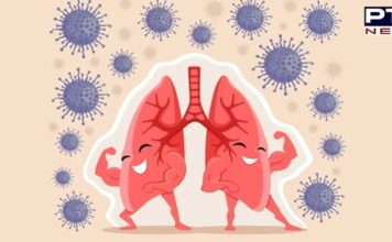 Coronavirus India: Do this exercise to make your lungs healthier