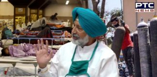 Oxygen Cylinders will be issued to patients after discharge: Balbir Singh Sidhu