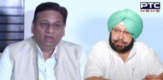Senior Congress Ashwani Sekhri leader exposes Punjab govt over handling of coronavirus situation