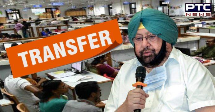 Punjab govt orders complete ban on transfers amid coronavirus crisis