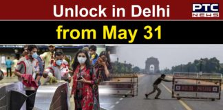 With fall in daily cases, Delhi CM says time to 'gradually unlock'