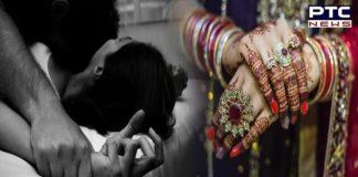 Newlywed bride gang-raped