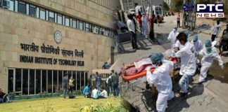 45K COVID-19 cases per day: IIT warns Delhi to be ready for third wave