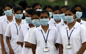 100 nurses from US left their jobs and families to come to India for services